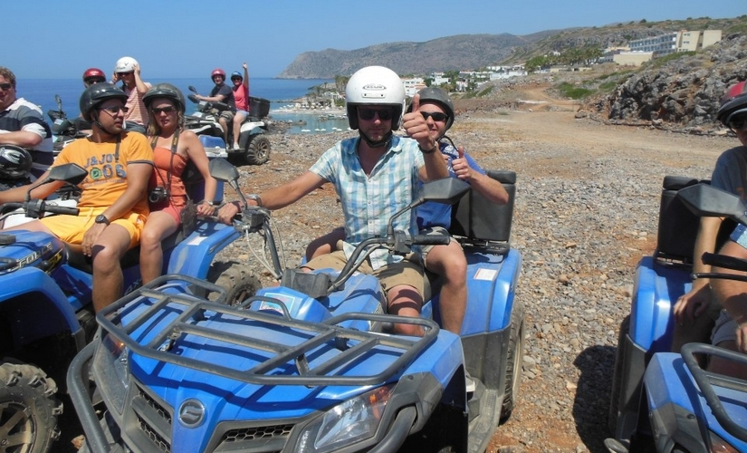 Quad Safari Crete
